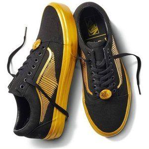 Vans x Harry Potter Gold Snitch Old Skool Sneakers